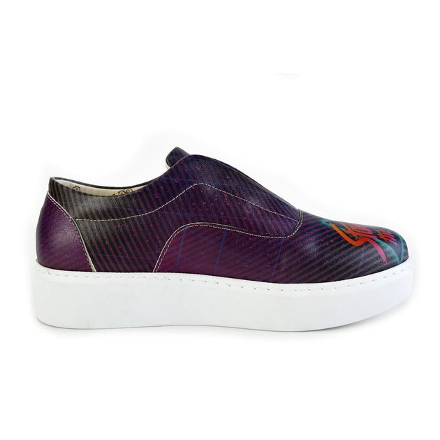 Slip on Sneakers Shoes MYN302