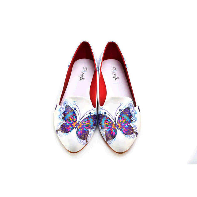 Ballerinas Shoes NBL231, Goby, NEEFS Ballerinas Shoes