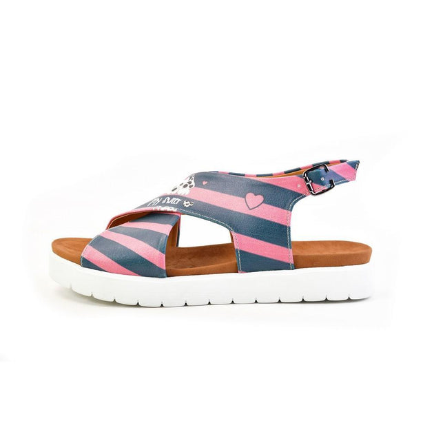 Casual Sandals NSN102, Goby, NEEFS Casual Sandals