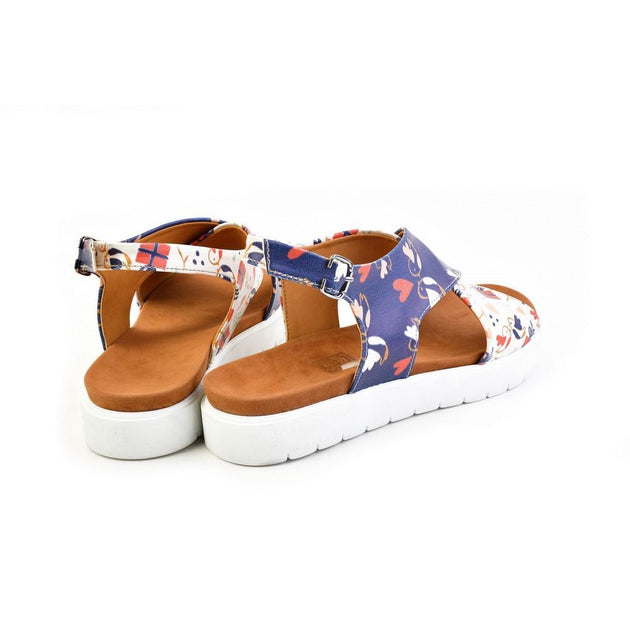 Casual Sandals NSN104, Goby, NEEFS Casual Sandals