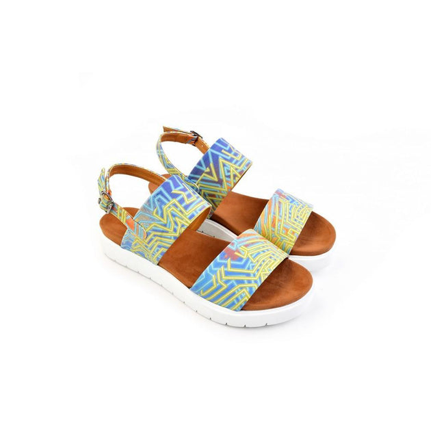 Casual Sandals NSN301, Goby, NEEFS Casual Sandals