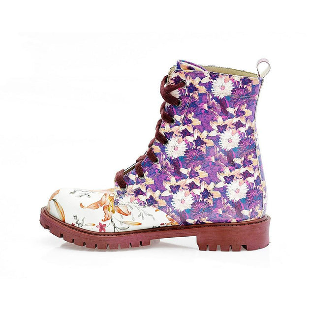 Flowers Long Boots NTM1011 - Goby NEEFS Long Boots