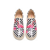 Flamingo Slip on Sneakers Shoes NVN101 - Goby NEEFS Slip on Sneakers Shoes