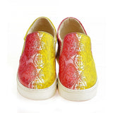 Pattern Slip on Sneakers Shoes NVN119