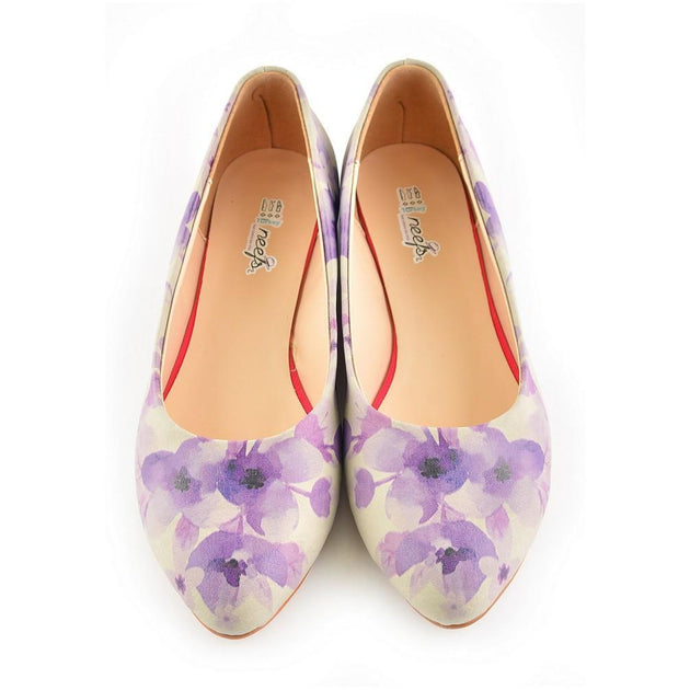 Ballerinas Shoes NVR205, Goby, NEEFS Ballerinas Shoes