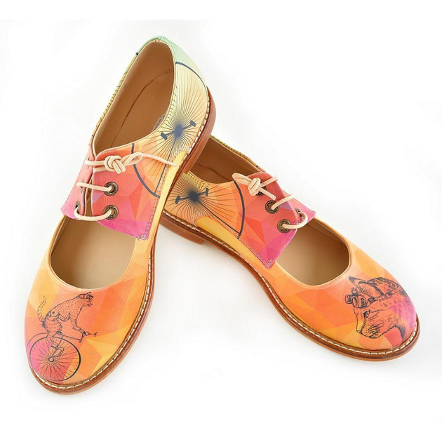 Ballerinas Shoes NYB105, Goby, NEEFS Ballerinas Shoes