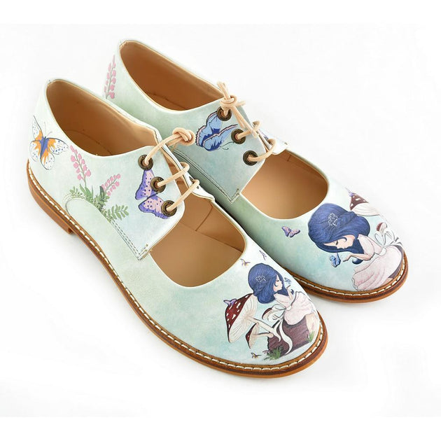 Ballerinas Shoes NYB106, Goby, NEEFS Ballerinas Shoes