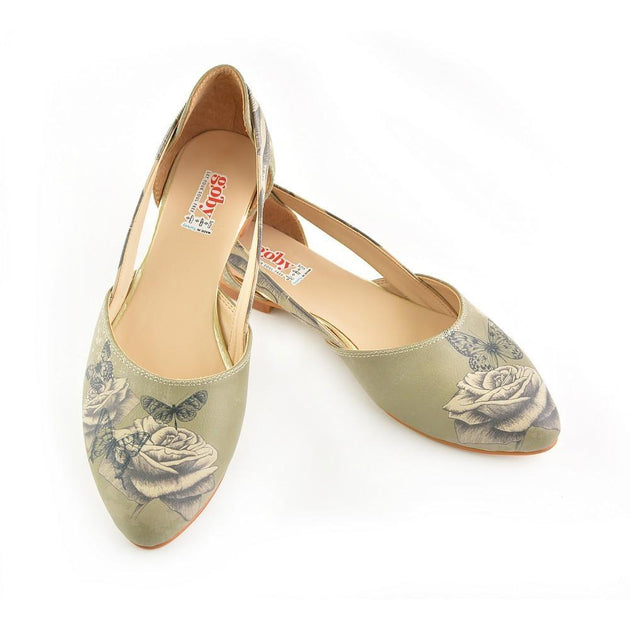 Ballerinas Shoes OMR7009