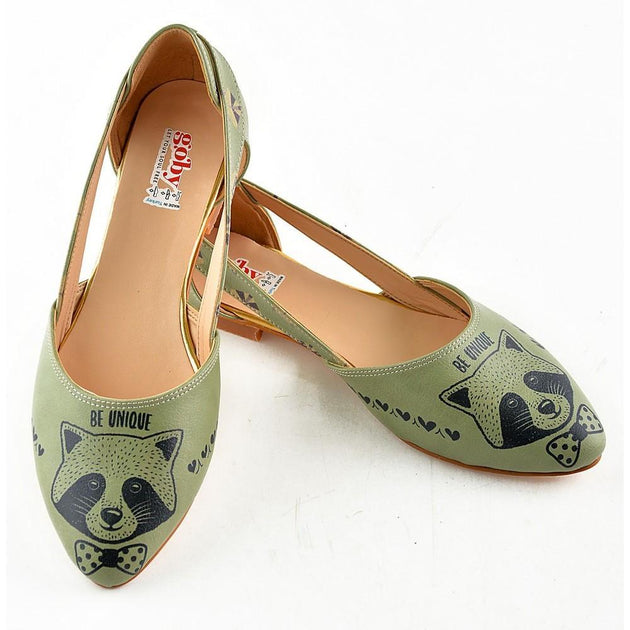 Ballerinas Shoes OMR7011