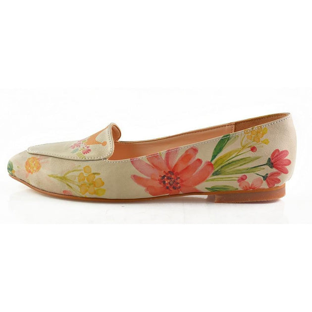 King of Flowers Ballerinas Shoes OMR7214