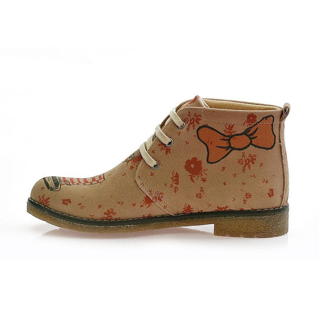 Study Girl Ankle Boots PH111