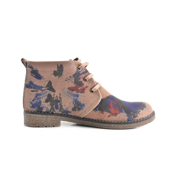 GOBY Ankle Boots PH123 Women Ankle Boots Shoes - Goby Shoes UK