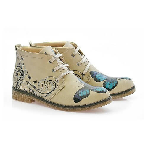 PH203 Butterfly Ankle Boots