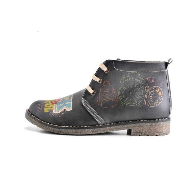 GOBY Ankle Boots PH223 Women Ankle Boots Shoes - Goby Shoes UK