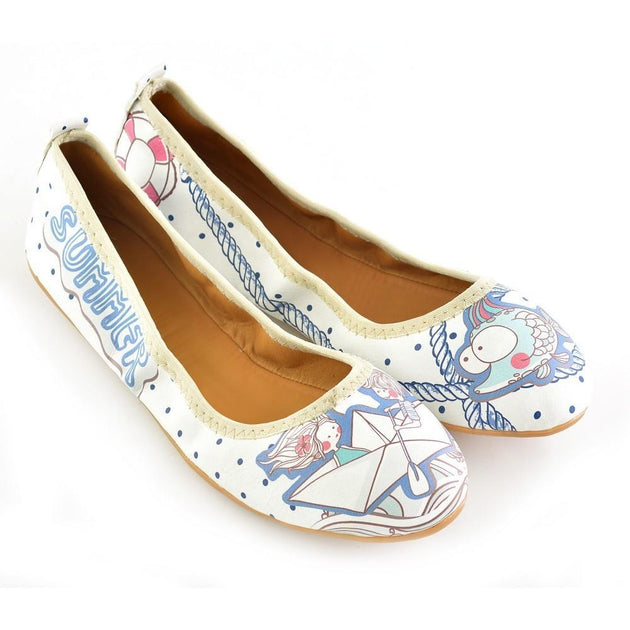Summer Ballerinas Shoes RSP105