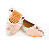 Married Couple Ballerinas Shoes RSP301