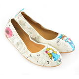 Want You My Princess Ballerinas Shoes RSP312