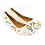 Princess Ballerinas Shoes RSP318
