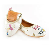 She is a Star Ballerinas Shoes RSP331