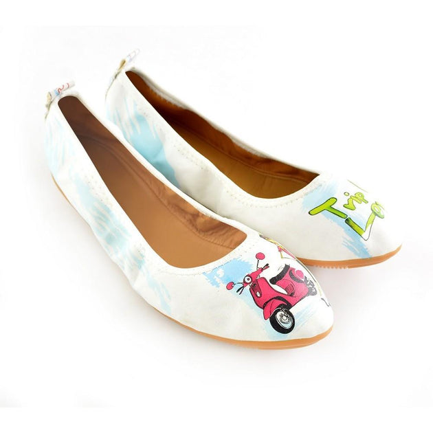 Trip on Live Ballerinas Shoes RSP332