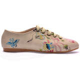 Goby SLV15 Wings Women Ballerinas Shoes - Goby Shoes UK