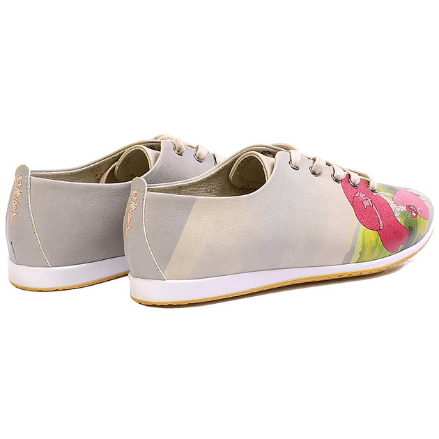 Goby SLV194 Actor Girl Women Oxford Shoes - Goby Shoes UK