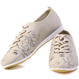 Goby SLV196 Beautiful Girl Women Ballerinas Shoes - Goby Shoes UK
