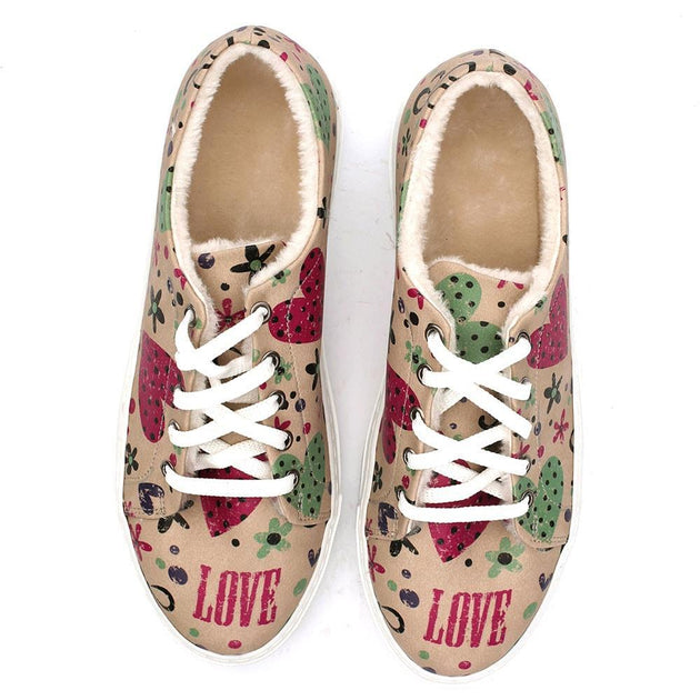 Love Slip on Sneakers Shoes SPR110