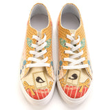 Goby SPR5404 Cute Bird Women Sneakers Shoes - Goby Shoes UK