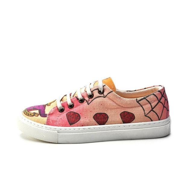 GOBY Slip on Sneakers Shoes SPR5414 Women Sneakers Shoes - Goby Shoes UK