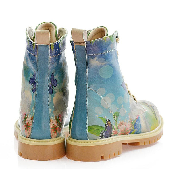 GOBY Beatiful Day Long Boots TMB1017 Women Long Boots Shoes - Goby Shoes UK