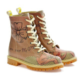 GOBY Cute Elephant Long Boots TMB1033 Women Long Boots Shoes - Goby Shoes UK