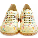 Goby TMK5509 Spring Ride Women Oxford Shoes - Goby Shoes UK