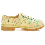 Goby TMK5511 I am So Have Lucky Women Oxford Shoes - Goby Shoes UK