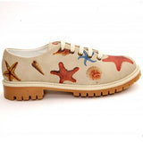 Goby TMK6508 Starfish Women Oxford Shoes - Goby Shoes UK