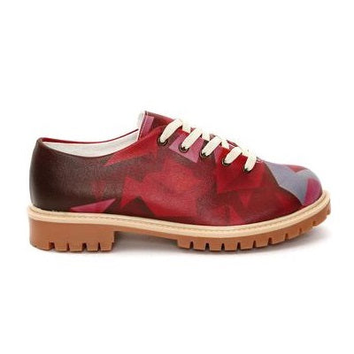 Goby TMK6512 Colored Prismas Women Oxford Shoes - Goby Shoes UK