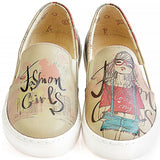 Goby VN4008 Fashion Girl Women Sneakers Shoes - Goby Shoes UK