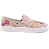 Goby VN4028 Lucky Dog Women Sneakers Shoes - Goby Shoes UK