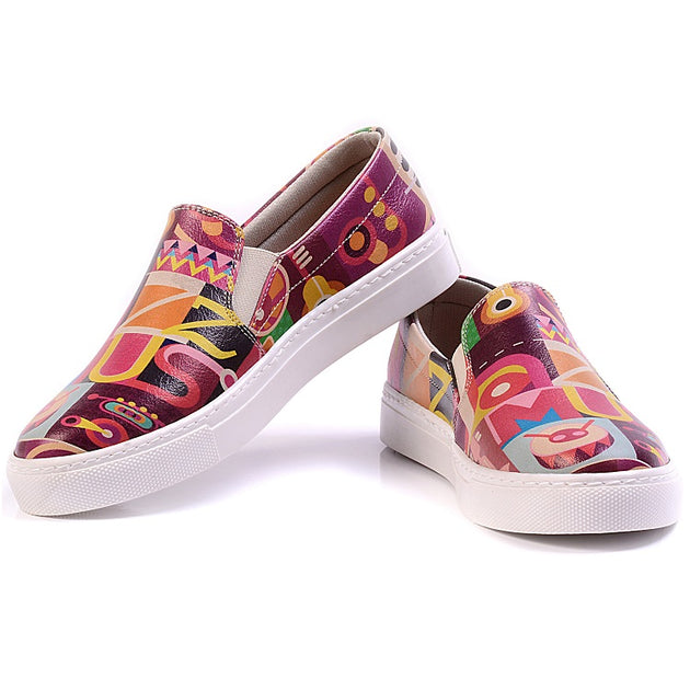 Goby VN4029 Jazz Music Women Sneakers Shoes - Goby Shoes UK