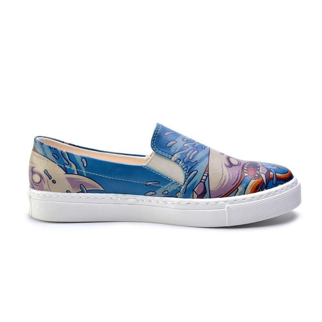 GOBY Slip on Sneakers Shoes VN4057 Women Sneakers Shoes - Goby Shoes UK