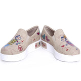 Goby VN4203 Je Taime Women Sneakers Shoes - Goby Shoes UK