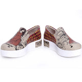 Goby VN4205 Stylish Woman Women Sneakers Shoes - Goby Shoes UK