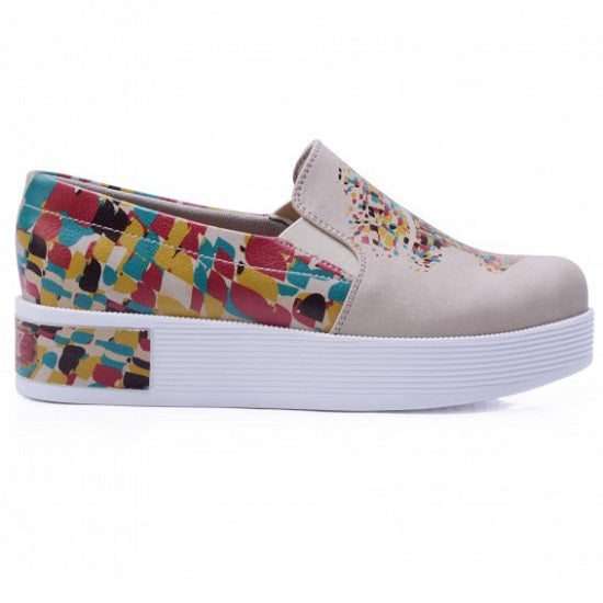 Goby VN4218 Silhouette Women Sneakers Shoes - Goby Shoes UK