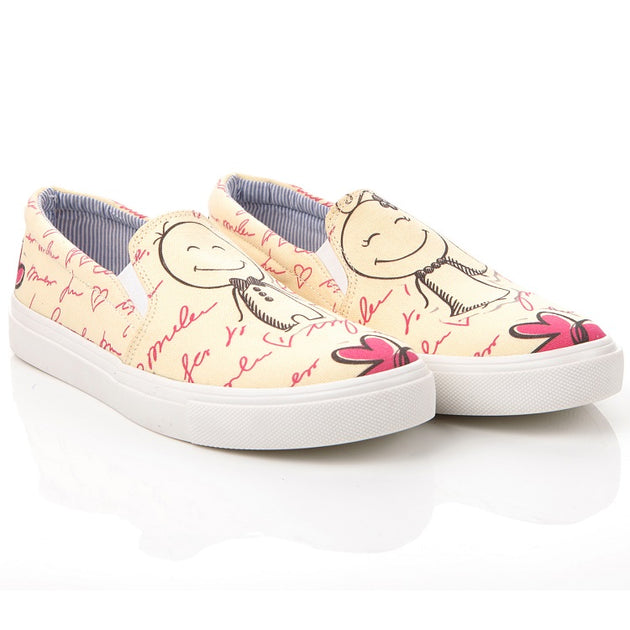 Goby VN4403 Married Couple Women Sneakers Shoes - Goby Shoes UK
