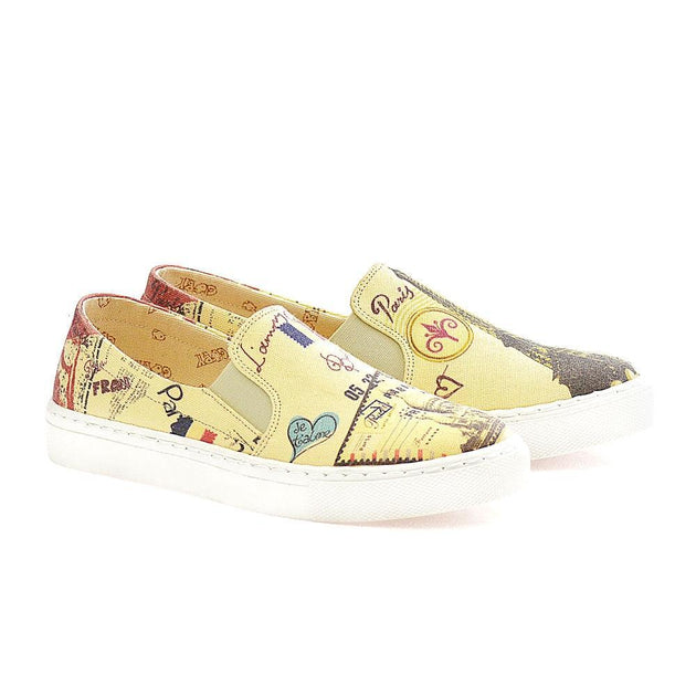 Paris Slip on Sneakers Shoes VN4409