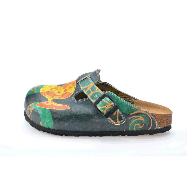 Clogs - WCAL378, Goby, CALCEO Clogs