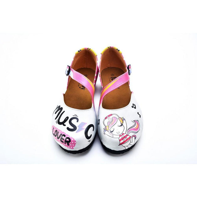 Ballerinas Shoes WGBL307