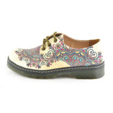 GOBY Oxford Shoes WMAX204 Women Oxford Shoes - Goby Shoes UK