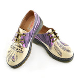 GOBY Oxford Shoes WMAX205 Women Oxford Shoes - Goby Shoes UK