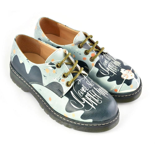 GOBY Oxford Shoes WMAX207 Women Oxford Shoes - Goby Shoes UK
